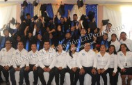 Egresan alumnos de la Universidad Huasteca Veracruzana, en Chicontepec