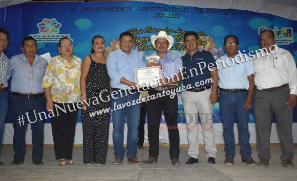 Concluye con gran éxito la Feria en Honor a la Virgen de la Asunción en Ixcatepec | LVDT
