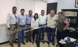 Sostiene David Guzmán reunión de trabajo con Manuel Huerta Ladrón de Guevara | LVDT