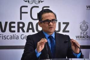 Separan a Winckler del cargo de Fiscal de Veracruz | Redes Sociales