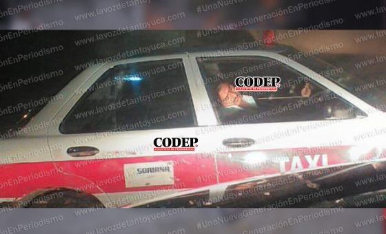 Localizan a ebrio taxista durmiendo a media calle; fue detenido | LVDT