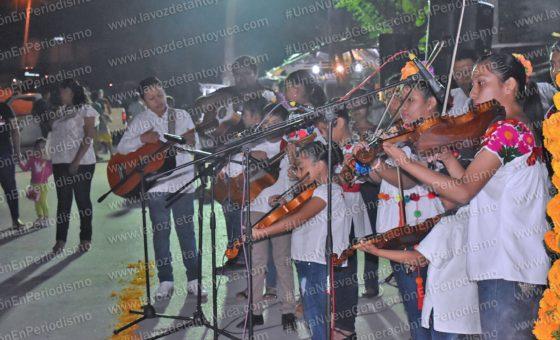Realiza la Cuadrilla La Pedrera su Segunda Ofrenda | LVDT