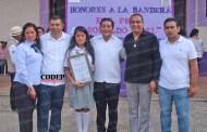 Reconocen participación de alumna chicontepecana en la Olimpiada del Conocimiento