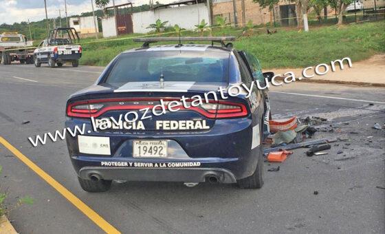 Se mata tras chocar a exceso de velocidad contra una patrulla | Redes Sociales