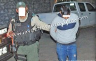 Vecino de Ixcatepec es vinculado a proceso por robo