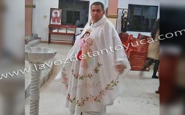 Sacerdote de Tolome exhibido en redes sociales no será removido: Obispo Carlos Briceño