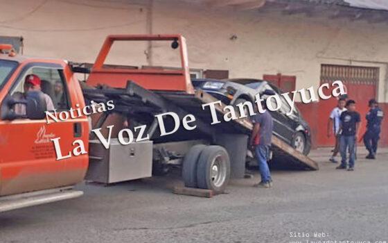 Lo detienen por conducir en estado de ebriedad, en Tantoyuca | LVDT