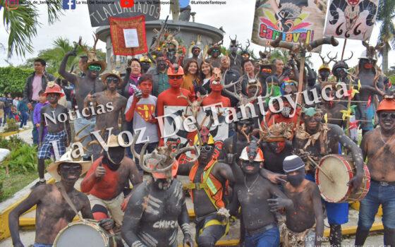 Inició esta tarde el Carnaval en Ixcatepec | LVDT
