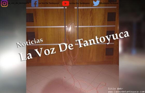Gonzalo Vicencio y Guadalupe Argüelles amedrentan a manifestantes en Tantoyuca   LVDT