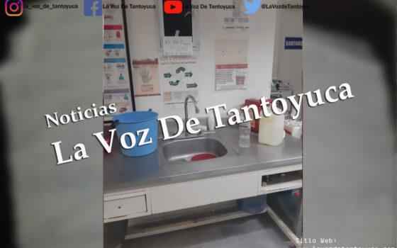 Sin insumos ni agua para combatir el COVID-19 en el hospital regional | LVDT