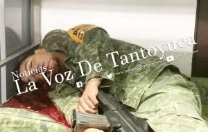 Se mata soldado con su propia arma | LVDT