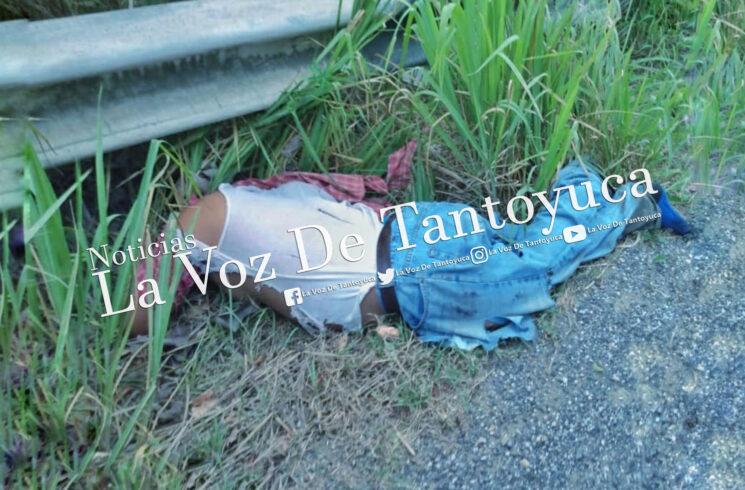 Vecino de Chalma muere en accidente carretero | LVDT