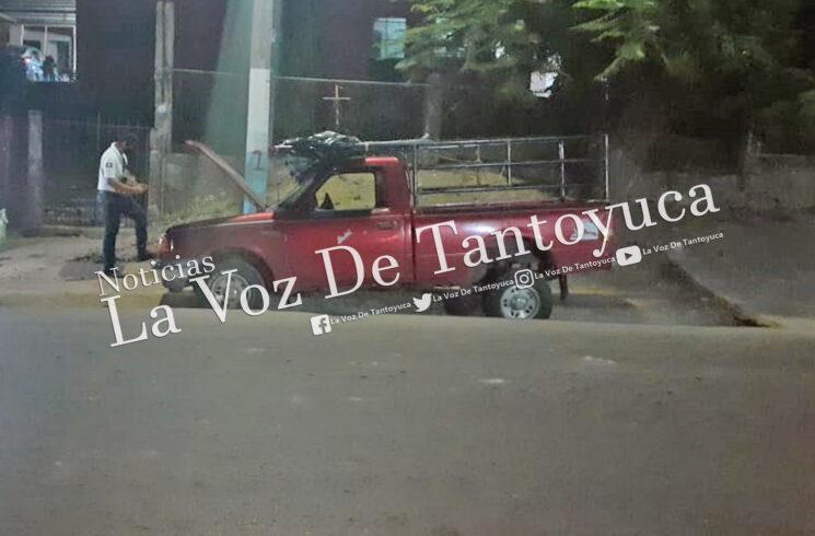 Incidente moviliza a elementos de Tránsito y Vialidad | LVDT