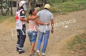 Intentó machetear a su hermana embarazada, en Tantoyuca | LVDT