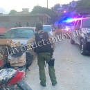 Taxista agredido moviliza a elementos policiacos | LVDT