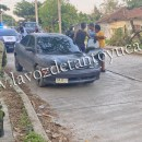 Reportan vehículo abandonado en Tantoyuca | LVDT