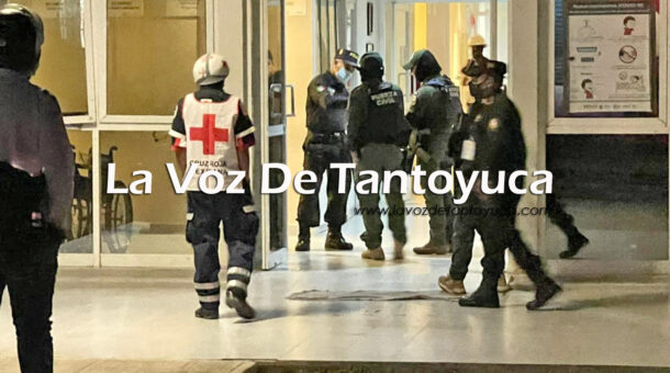 Rescatan a hombre que intentó suicidarse; ingresó grave al Hospital General | LVDT