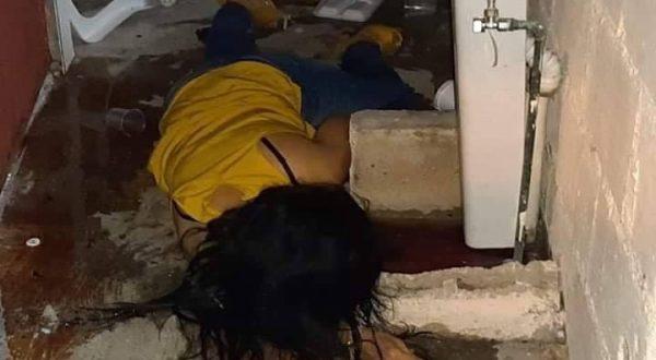 Acribillan a 13 personas en una está en Minatitlán entre ellos un menor de edad | Redes Sociales