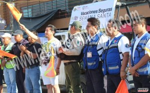 """Arranca operativo """"Vacaciones Seguras de Semana Santa"""" en Chicontepec   LVDT"""