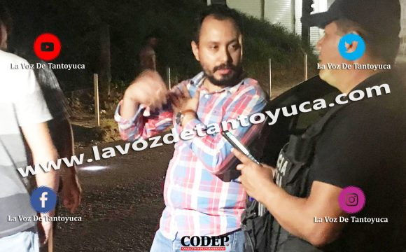 Conductor del vehículo Mazda y responsable del accidente | LVDT