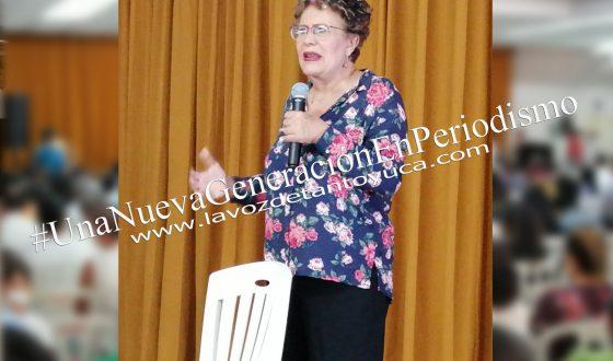 Bertha Luján hace llamado a la participación y a la unidad de militantes | LVDT