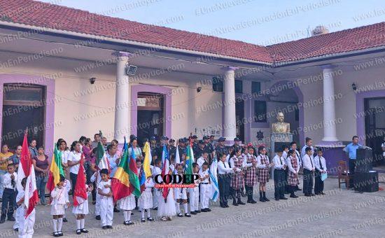 Reconocen participación de alumna chicontepecana en la Olimpiada del Conocimiento   LVDT