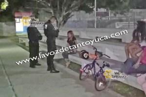 Roban bebé de brazos de su madre en Altamira   LVDT