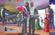 Corona David Guzmán a Ana Cristina I como Reina del Carnaval Ixcatepec 2020