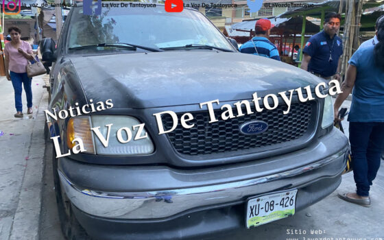 Camioneta golpea a mujer | LVDT