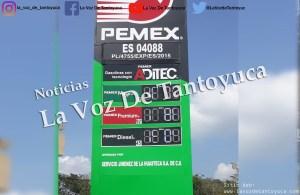 Gasolineras deben bajar precios por la caída global del petróleo: Profeco   LVDT