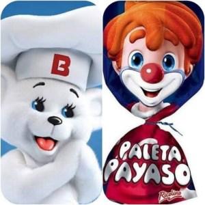 ¡Adiós Osito Bimbo y Paleta Payaso!   Redes Sociales