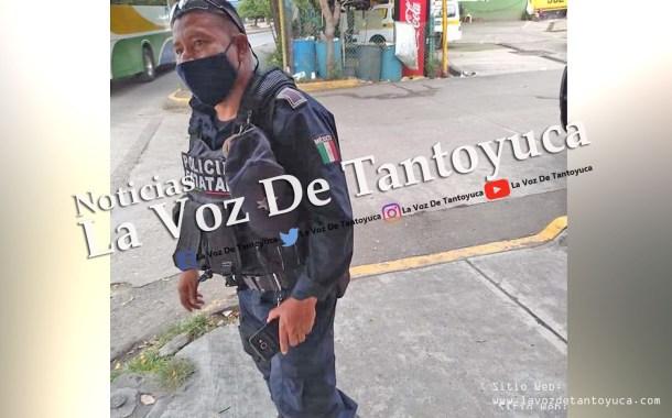 Denuncian a policía de la SSP por acosar a menor de edad, en Poza Rica