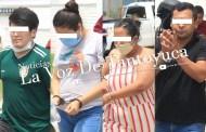 Juez sentencia a 6 años de prisión a asaltantes de Tempoal