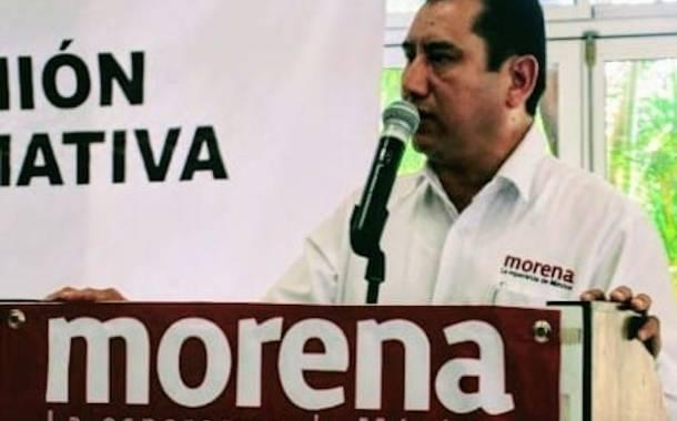 Urge también la renuncia de Gonzalo Vicencio Flores, al frente de MORENA