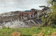 Muere menor de edad ahogado en el río de El Higo