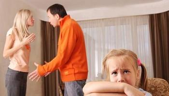 Solo el 11% de los divorcios se saldan con custodia compartida de los hijos