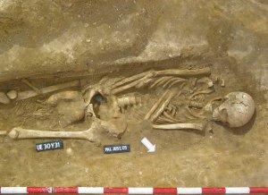 Muchas de las monedas halladas en tumbas antiguas podrían haber sido usadas como amuleto