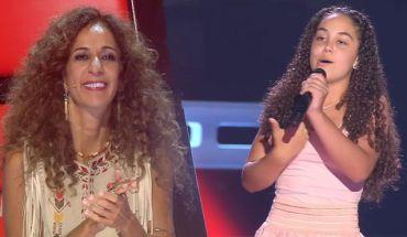 Marta valgame dios la voz kids