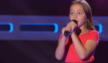 Valeria la voz kids 3