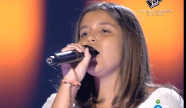 Lucía - The winner takes it all (Audiciones a ciegas)