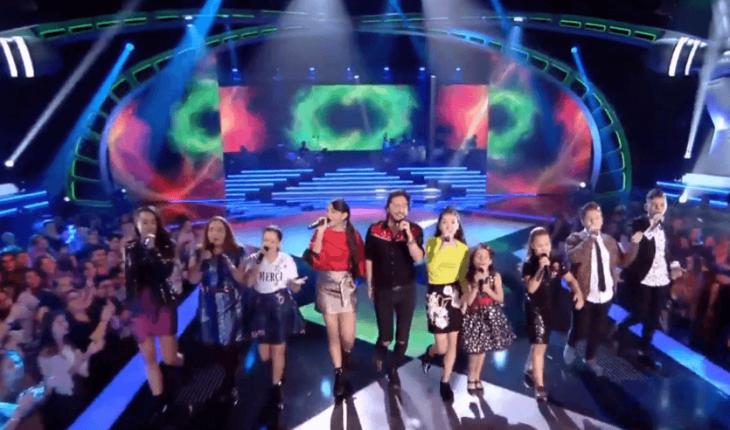 Actuaciones con invitados especiales en la final de La Voz Kids