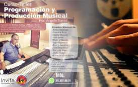 """TALLER PROGRAMACIÓN & PRODUCCIÓN MUSICAL """"ANGELO TORRES"""""""