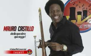 MAURO CASTILLO: TROMBONISTA, PRODUCTOR, Y COMPOSITOR