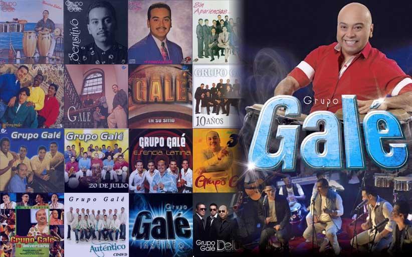 INTERNACIONAL GRUPO GALÉ: TODA UNA HISTORIA MUSICAL