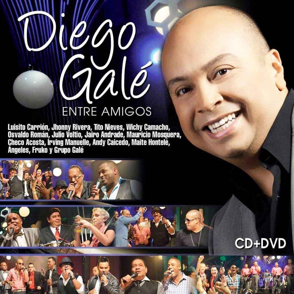 Diego Galé Entre Amigos