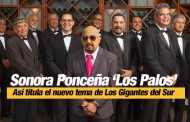 Los Palos Así Titula El Nuevo Éxito de La Sonora Ponceña
