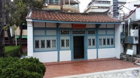 Escuela Peng Hu en Chihkan Tower (Fort Provintia)