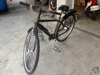 Mi bicicleta para el paseo