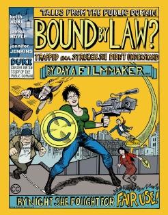 Duke Copyright Comic