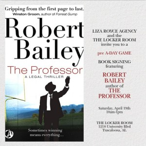 Bob Baily Book Signing